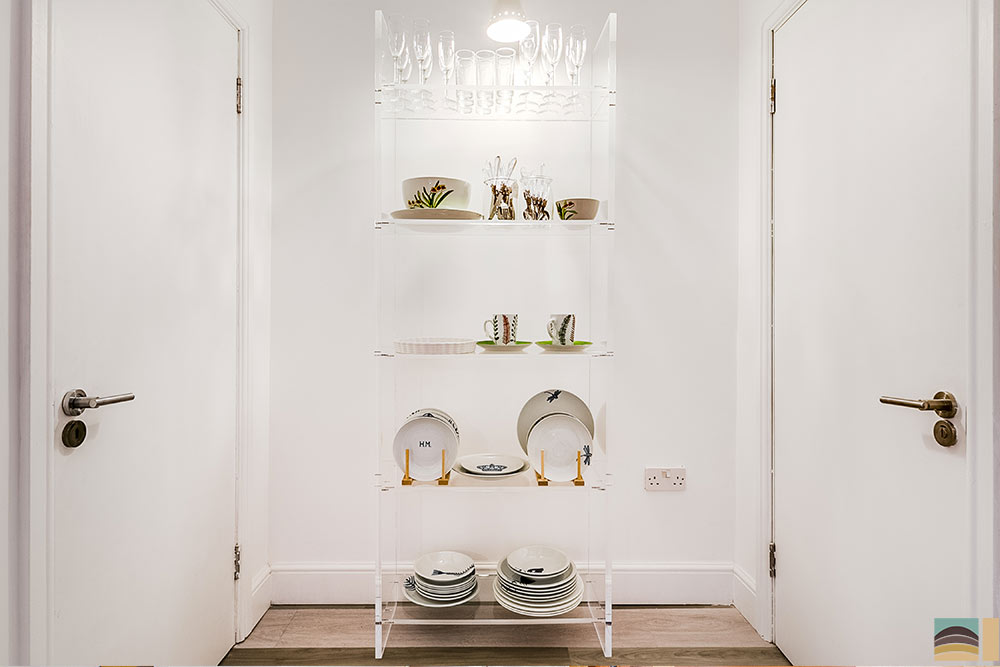 Renovation - Casa Londra Shop, London 2