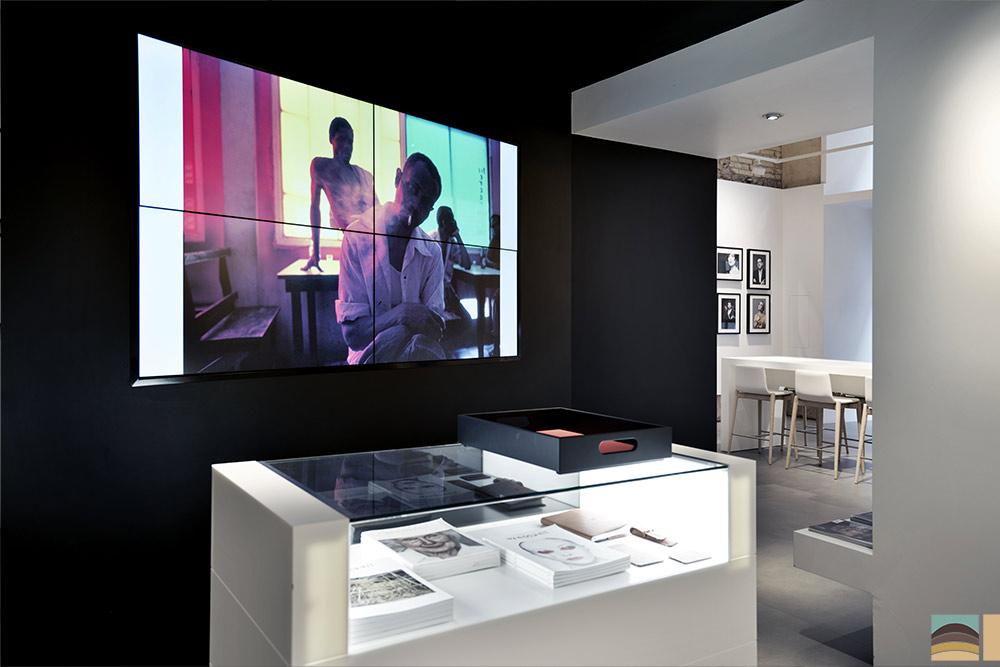 Rénovation boutique Leica - Rome 4