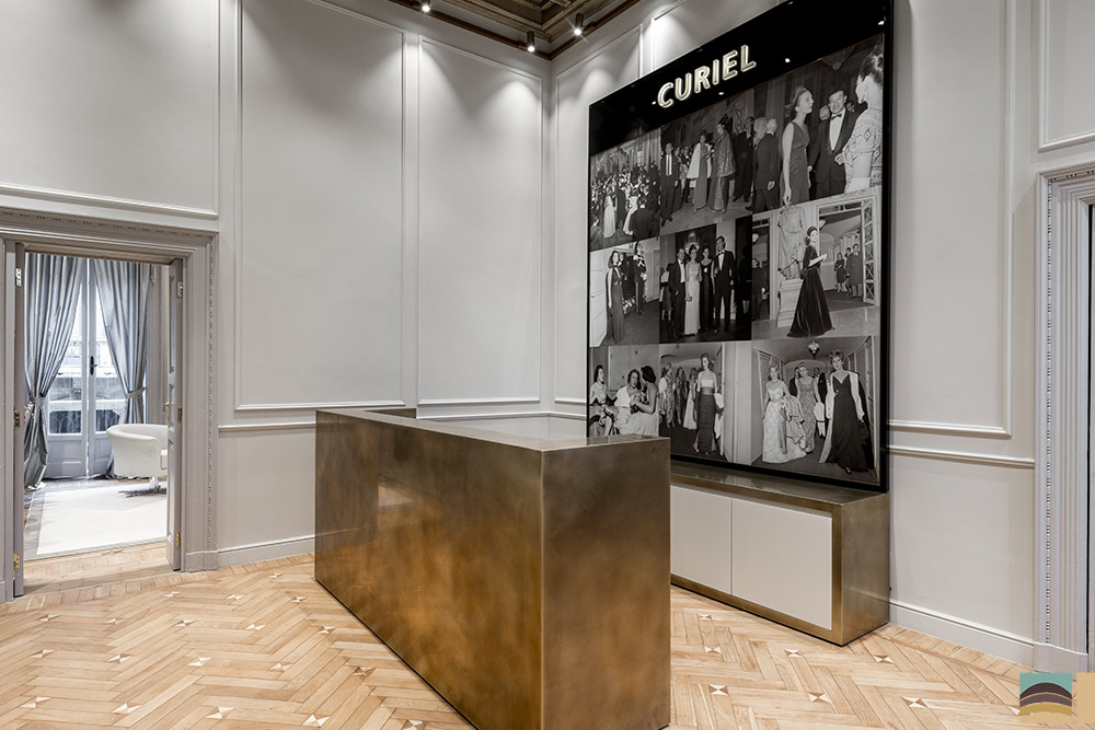 Retail renovation - Curiel, Milan 2