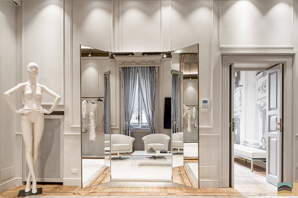 Retail renovation - Curiel, Milan 3
