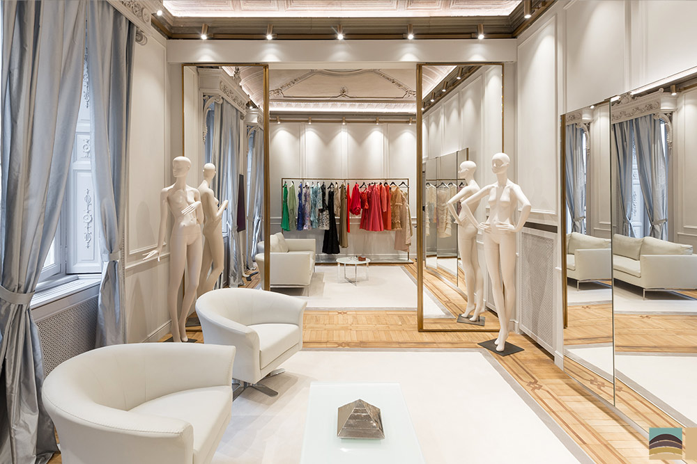 Retail renovation - Curiel, Milan 4