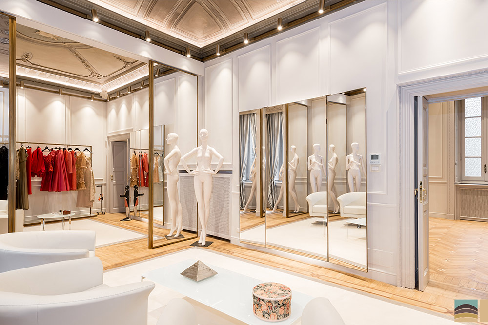 Retail renovation - Curiel, Milan 5