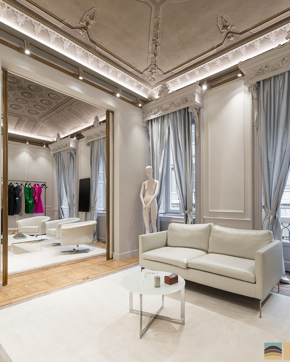 Retail renovation - Curiel, Milan 6