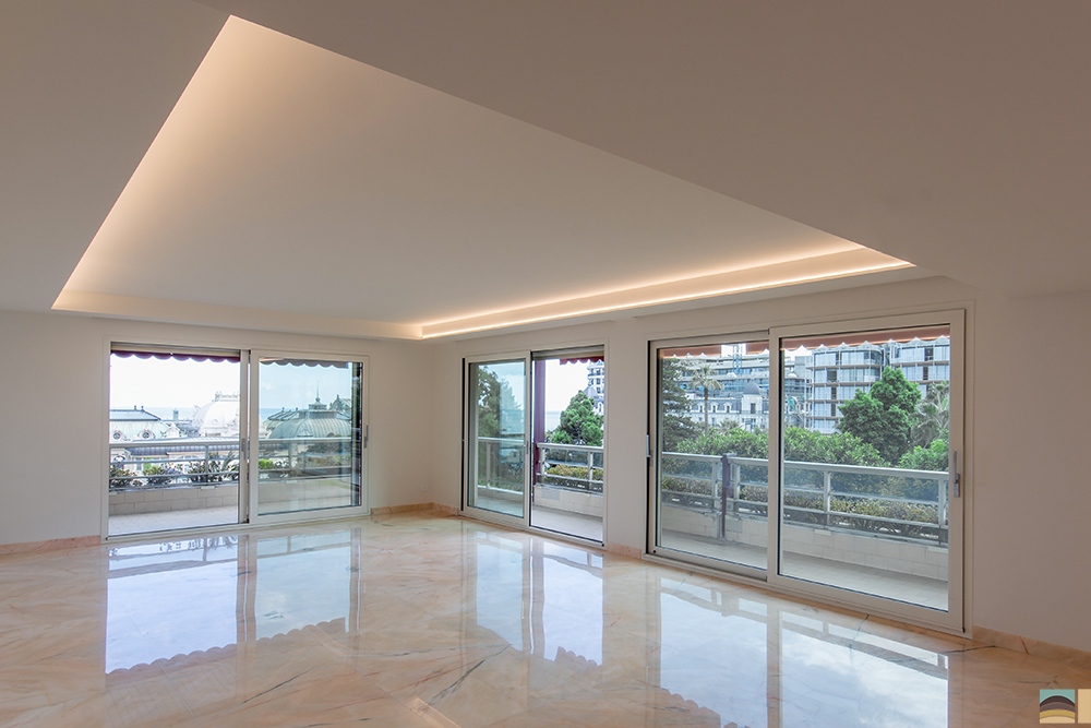 Apartment renovation - Avenue de Grande Bretagne, Montecarlo 2