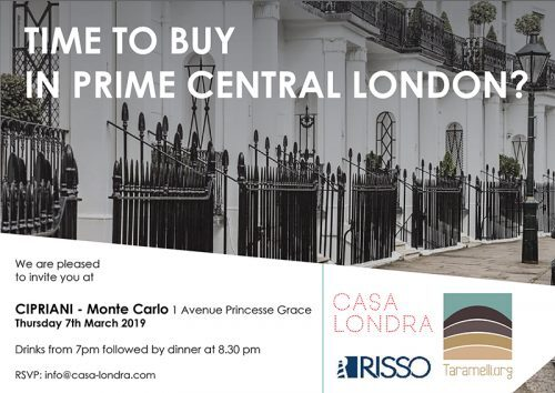 Time to buy in prime central London
