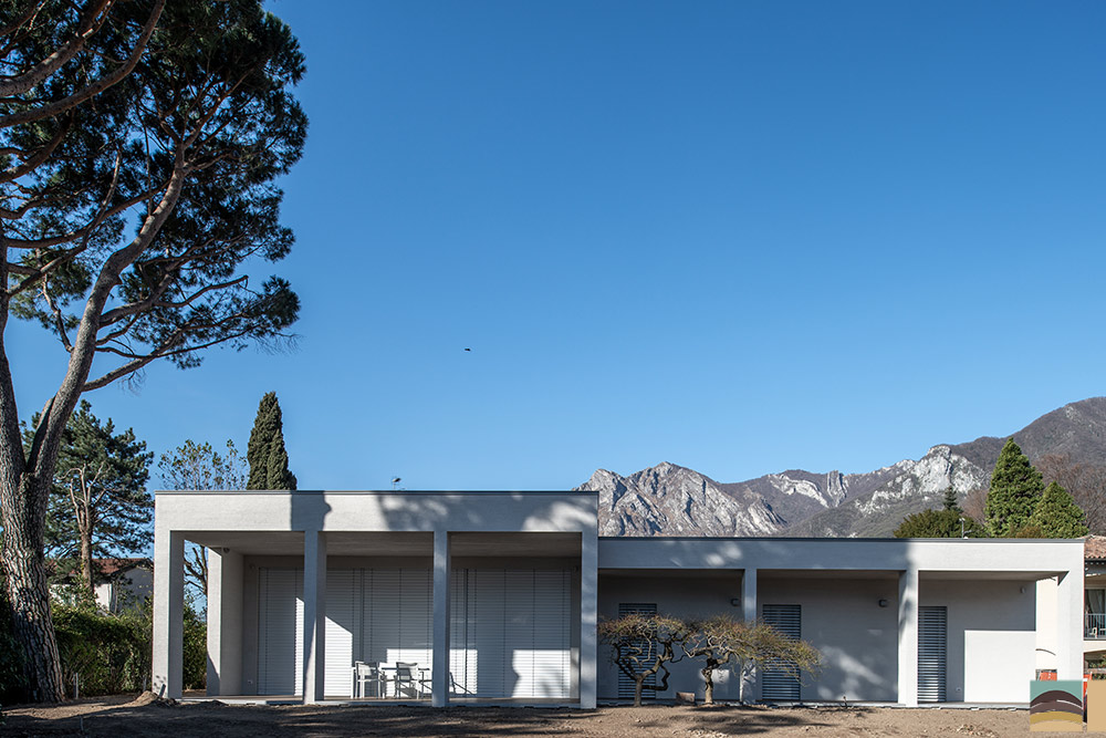 Rénovation de villa indépendante - Como 1