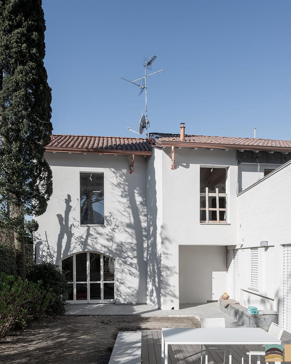 Rénovation de villa indépendante - Como 5