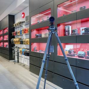 DNLEICA - Interior Shop - M3