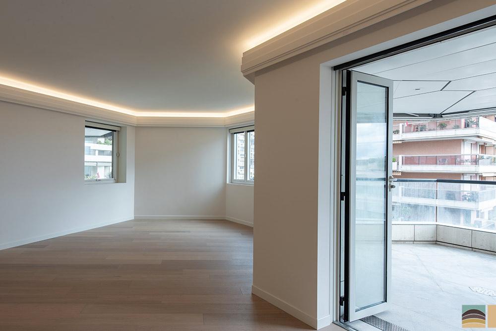 Ristrutturazione appartamento - Montecarlo 2
