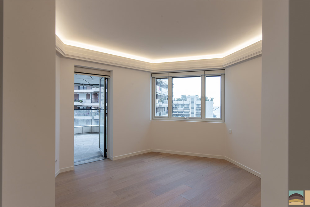 Ristrutturazione appartamento - Montecarlo 5