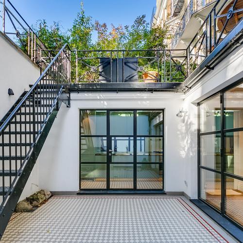 Airlie Gardens flat 1-25