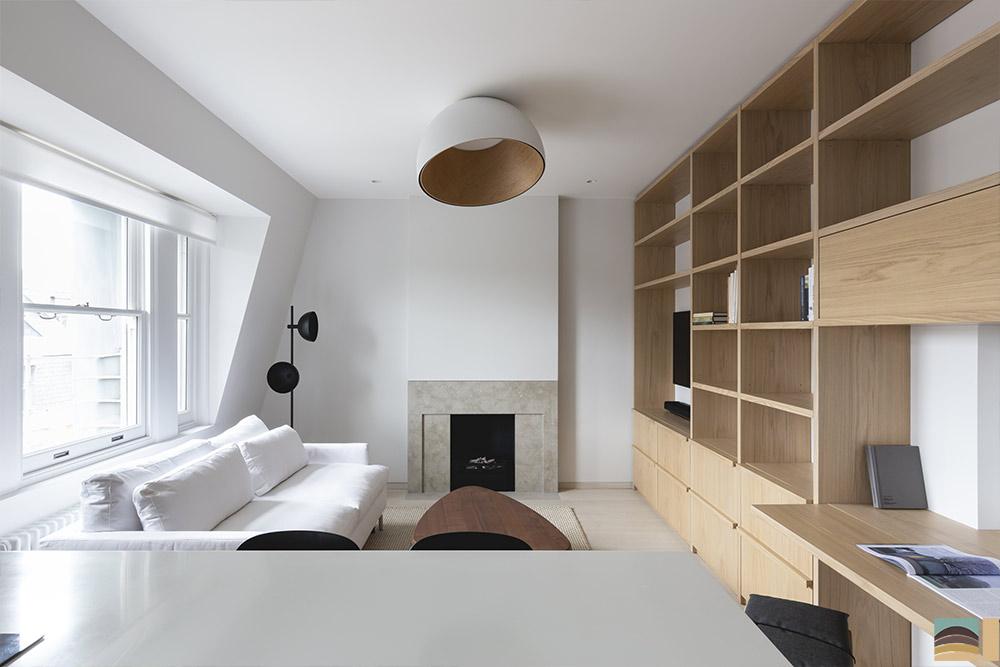 Rénovation d'appartement - Mayfair, Londres 6