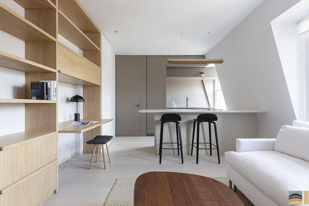Rénovation d'appartement - Mayfair, Londres 1