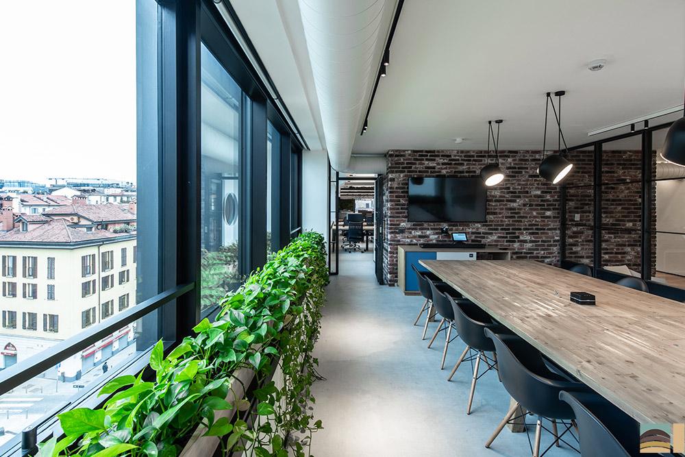Milan - Rénovation d'officines de Bending Spoons 7